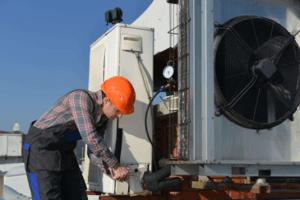 Обслуживание систем вентиляций и кондиционирования