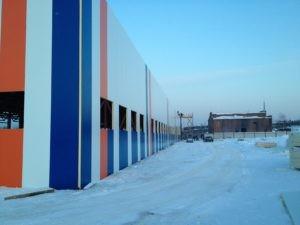 Промышленный и торговый холод