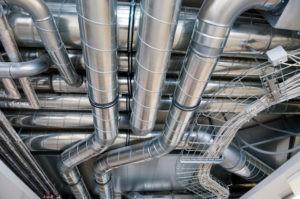 Промышленная вентиляция
